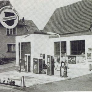 Tankstelle Unmuth